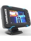 Эхолот/картплоттер Lowrance Elite-5 Ti TotalScan