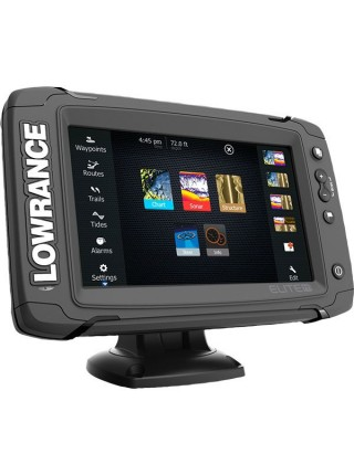 Эхолот/картплоттер Lowrance Elite-7 Ti TotalScan