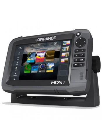 Эхолот/картплоттер Lowrance HDS-7 Gen3
