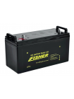 Гелевый аккумулятор 90Ah Fisher 12B