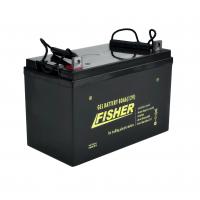 Гелевый аккумулятор 80Ah Fisher 12B