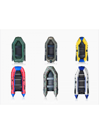 Моторно-килевая лодка LUCKY LU290