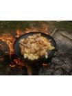 Сковорода из диска бороны с крышкой (40см)