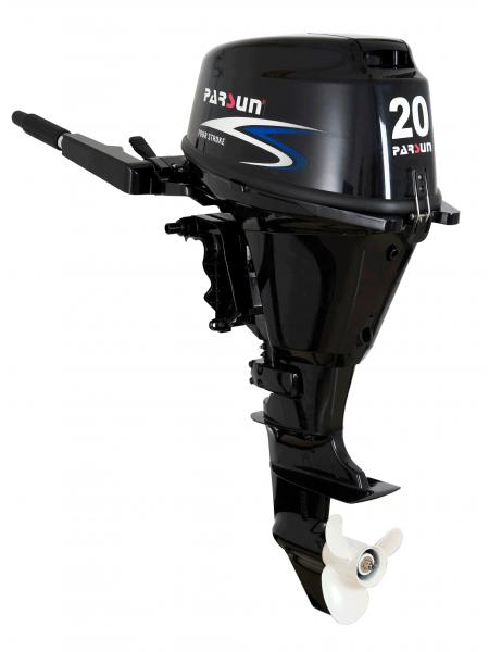 Подвесной мотор Parsun F20 BMS (4xтактный, 20 л.с.)
