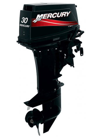 Подвесной мотор Mercury 30 ML (2хтактный, мощность 30 л.с.)