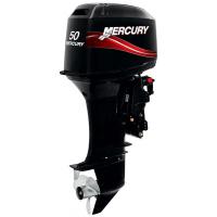 Подвесной мотор Mercury 50 EO (2хтактный, мощность 50 л.с.)