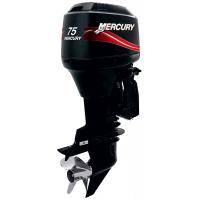 Подвесной мотор Mercury 75 ELPTO (2хтактный, мощность 75 л.с.)