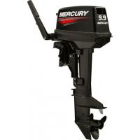 Подвесной мотор Mercury 9,9 M (2хтактный, мощность 9,9 л.с.)