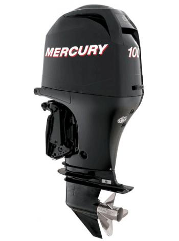 Подвесной мотор Mercury F 100 ELPT EFI (4хтактный, мощность 100 л.с.)