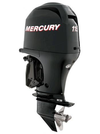 Подвесной мотор Mercury F 115 ELPT EFI (4хтактный, мощность 115 л.с.)