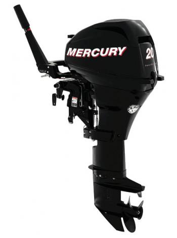 Подвесной мотор Mercury F 20 M (4хтактный, мощность 20 л.с.)