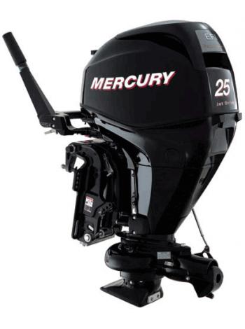 Подвесной мотор Mercury F 25 M EFI (4хтактный, мощность 25 л.с.)