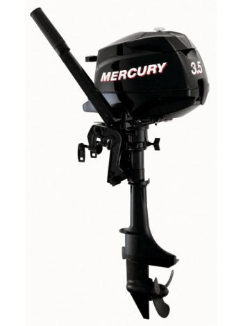 Подвесной мотор Mercury F 3.5 M (4хтактный, мощность 3,5 л.с.)