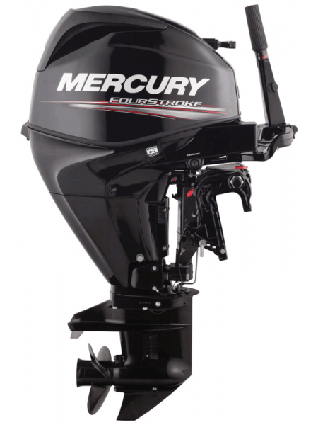 Подвесной мотор Mercury F 30 M GA EFI (4хтактный, мощность 30 л.с.)