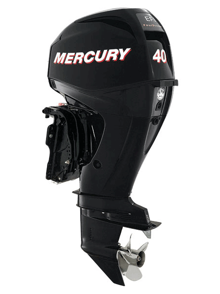 Подвесной мотор Mercury F 40 EPT EFI (4хтактный, мощность 40 л.с.)