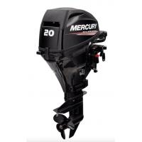 Подвесной мотор Mercury F 20 E (4хтактный, мощность 20 л.с.)