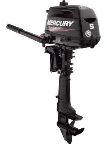 Подвесной мотор Mercury F 5 M (4хтактный, мощность 5 л.с.)
