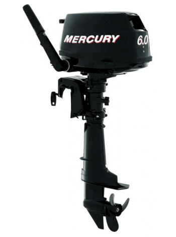 Подвесной мотор Mercury F 6 ML (4хтактный, мощность 6 л.с.)