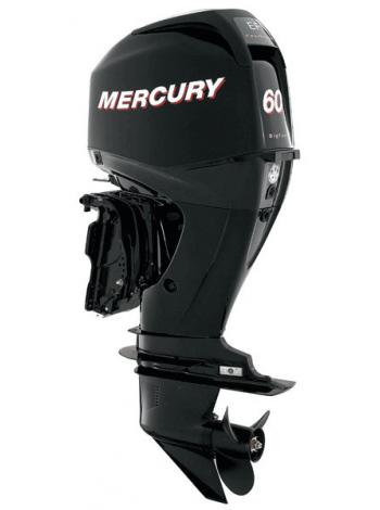 Подвесной мотор Mercury F 60 ELPT EFI CT (4хтактный, мощность 60 л.с.)