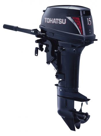 Подвесной мотор Tohatsu M15D2 S