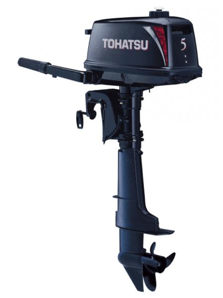 Подвесной моторcTohatsu M5BD S