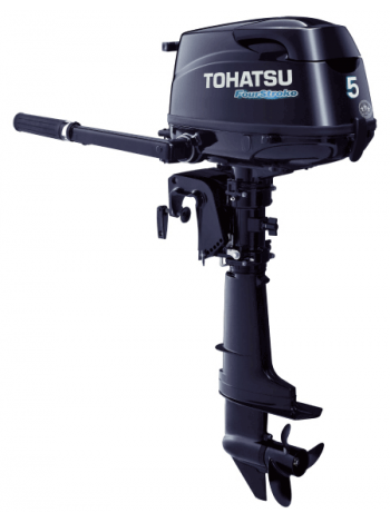 Подвесной мотор Tohatsu MFS5C SS