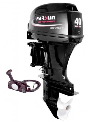 Подвесной мотор Parsun T40 FWS (2xтактный, 40 л.с.)