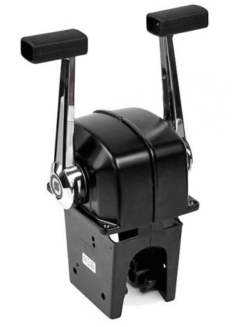 Блок управления газом/ реверсом  Ultraflex B74